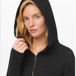 lululemon athletica Jackets & Coats - Lululemon Scuba Hoodie Light Cotton Fleece Jacket